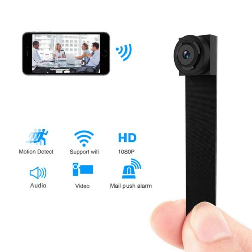 Mini WiFi Camera HD Recorder