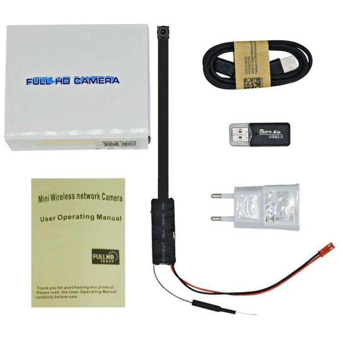 Mini WiFi Camera HD Recorder