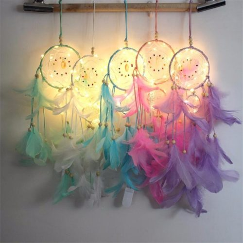 Dreamcatchers LED Lighting Decoration