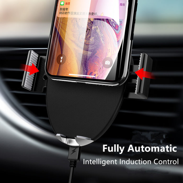 Qi Charger Wireless Car charger
