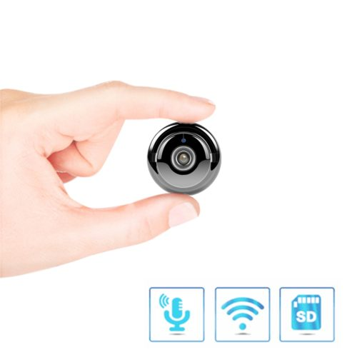 WiFi Security Camera Mini CCTV
