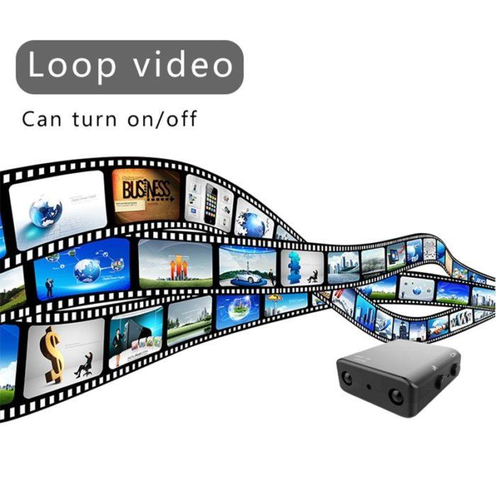 Small Video Camera HD Camcorder