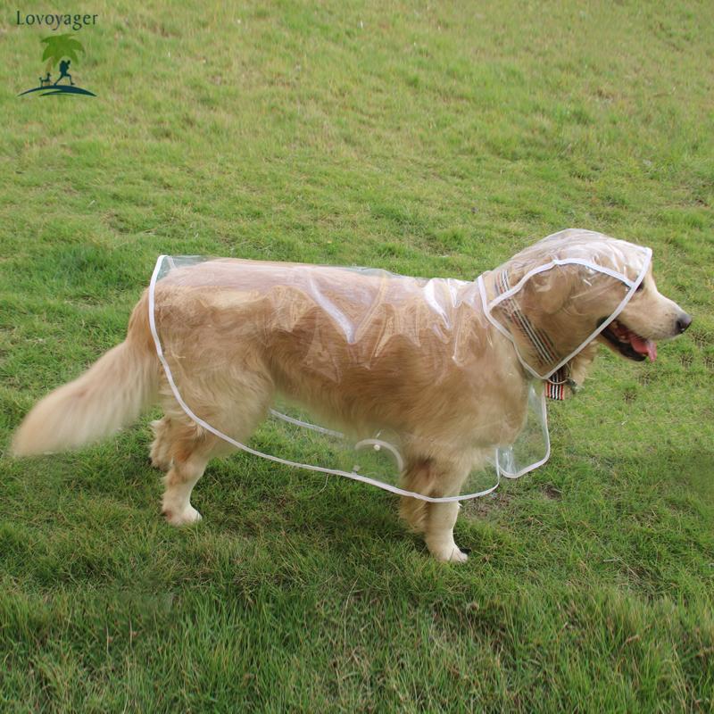 Dog Raincoat Features