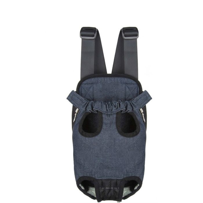 Small Dog Carrier Denim Bag