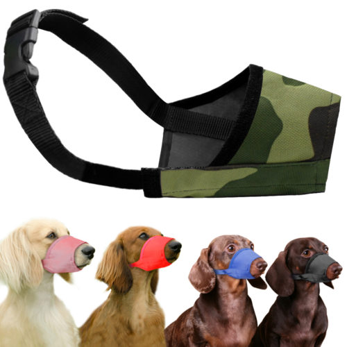 Dog Muzzle Anti Bark