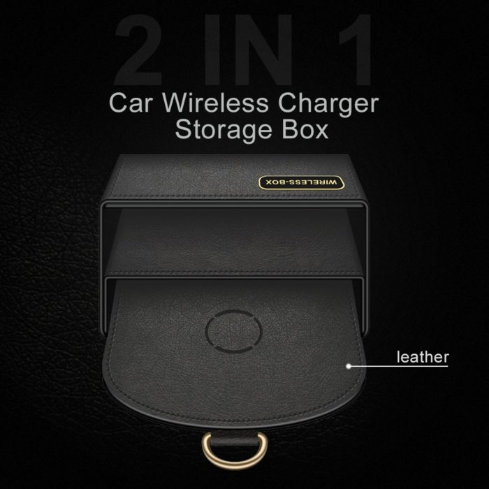 Mobile Stand for Car Wireless Charger