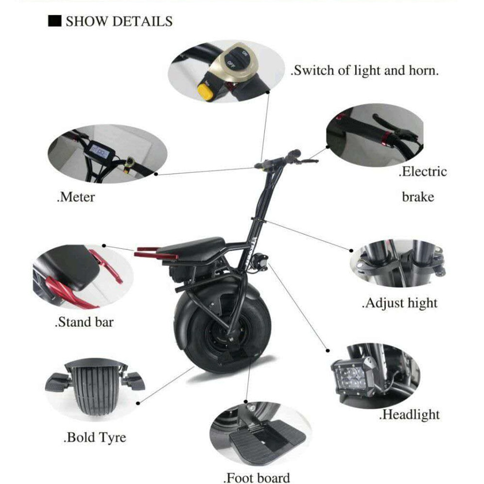 one wheel scooter electric unicycle life changing products. Black Bedroom Furniture Sets. Home Design Ideas