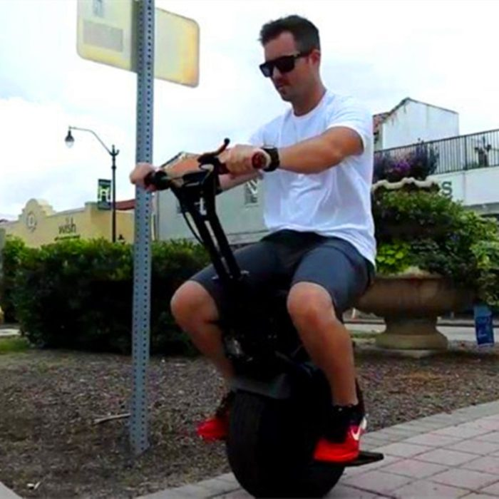 One Wheel Scooter Electric Unicycle