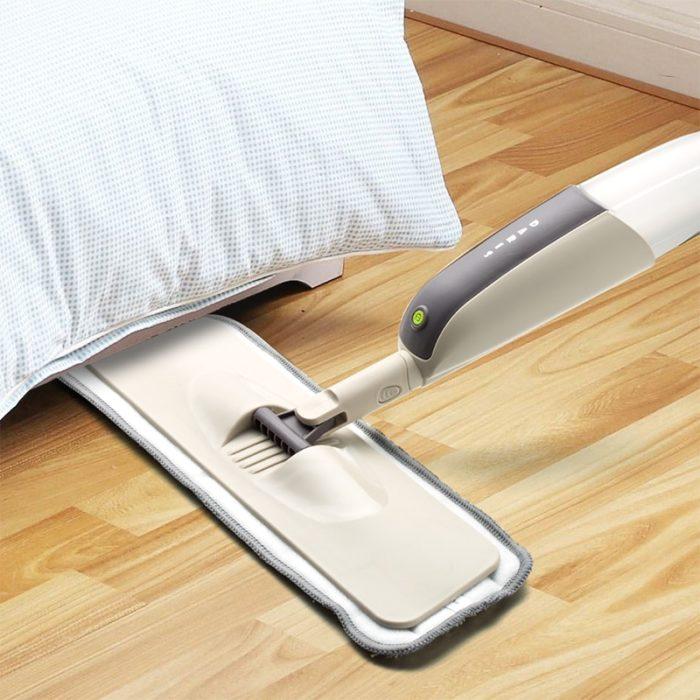 Wood Floor Mop With Spray