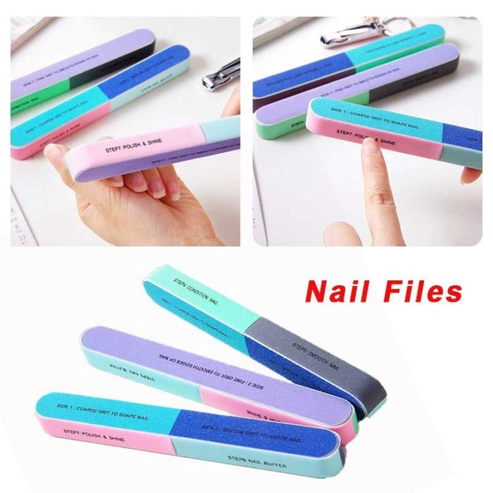 Nail Buffer Tool Polishing File