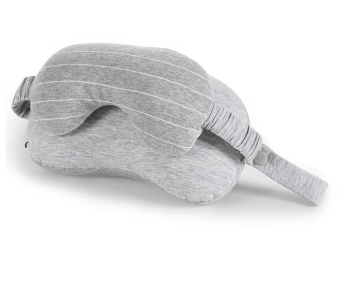 Travel Pillow for Neck and Eye Mask