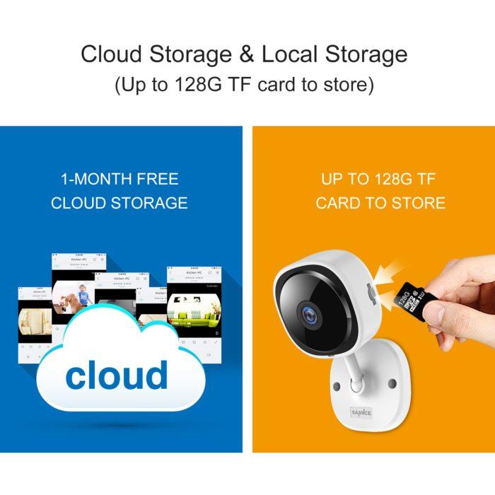 Wifi Camera Home Security Cameras