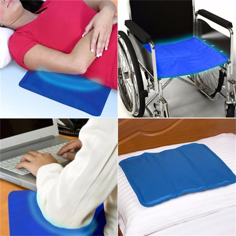 Gel Pillow Cool Relief Pad Life Changing Products