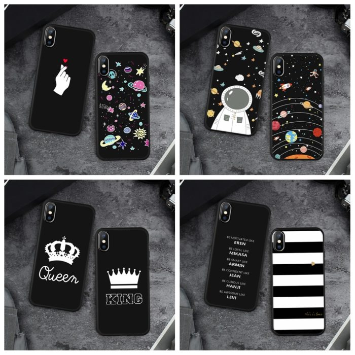 Couple Phone Cases iPhone Cover