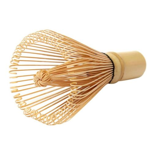 Matcha Whisk Bamboo Brush
