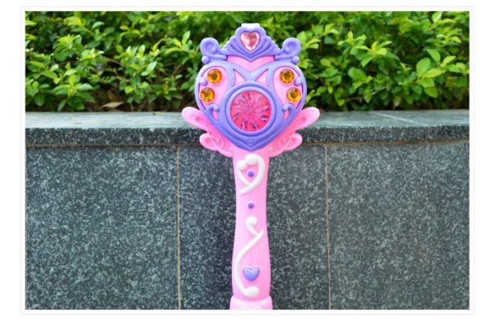 Magic Wand Automatic Bubble Toy