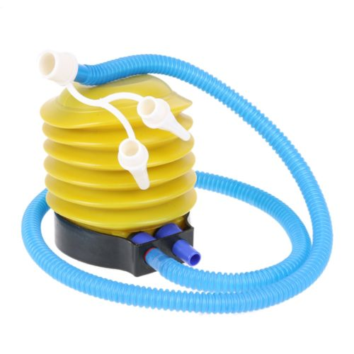 Foot Pump Portable Balloon Inflator