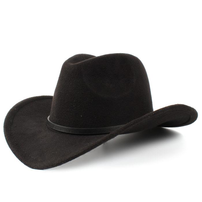 Cowboy Hat Wide Brim Cap