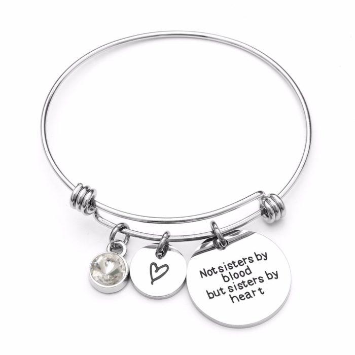 Birthstone Bracelets Friendship Bangles