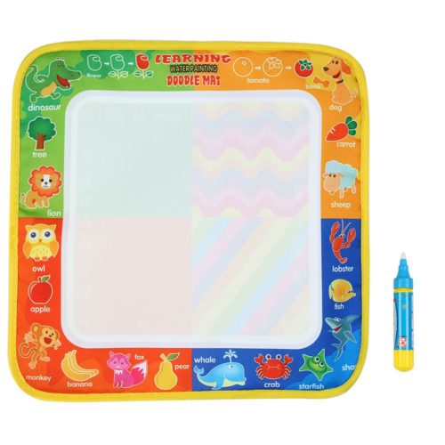 Kids Drawing Board Cloth Mat