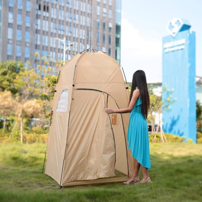 Camping Shower Tent Portable Toilet