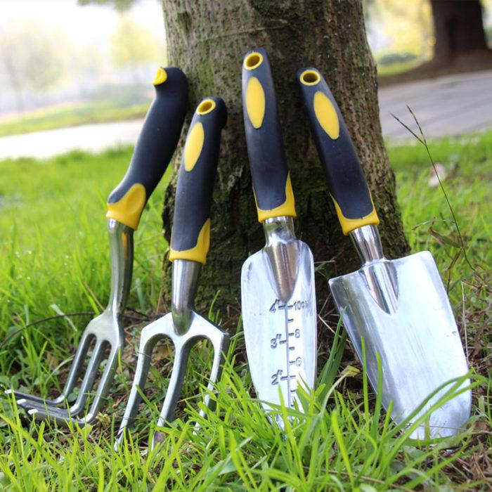 Garden Tools Combination Set