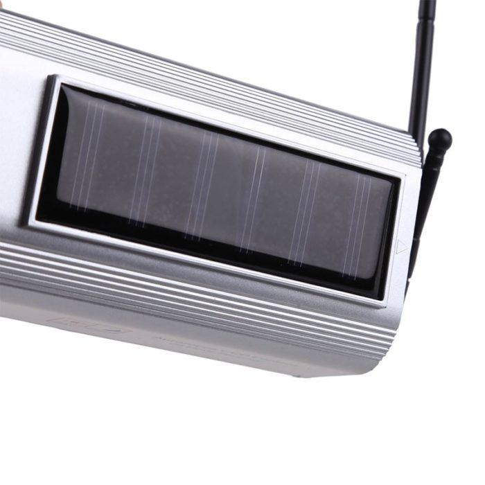 Dummy Camera Solar Powered CCTV