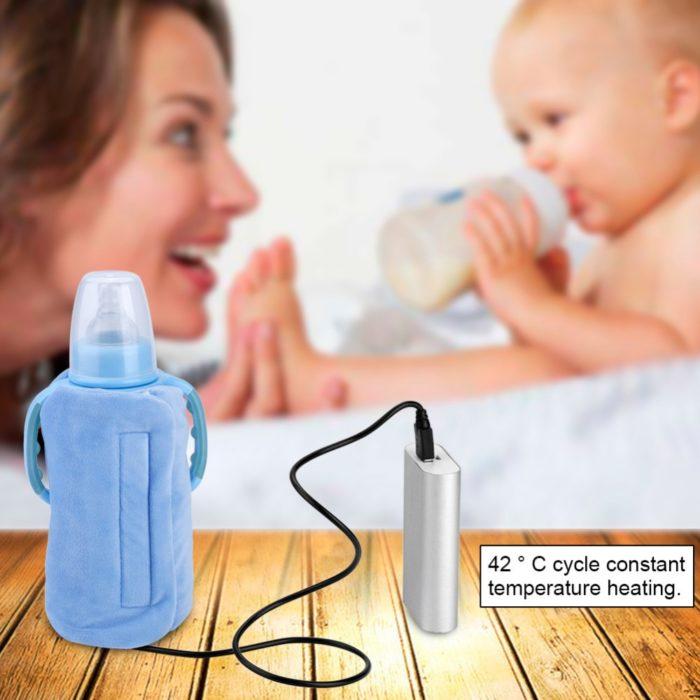 Portable Heater Bottle USB Warmer