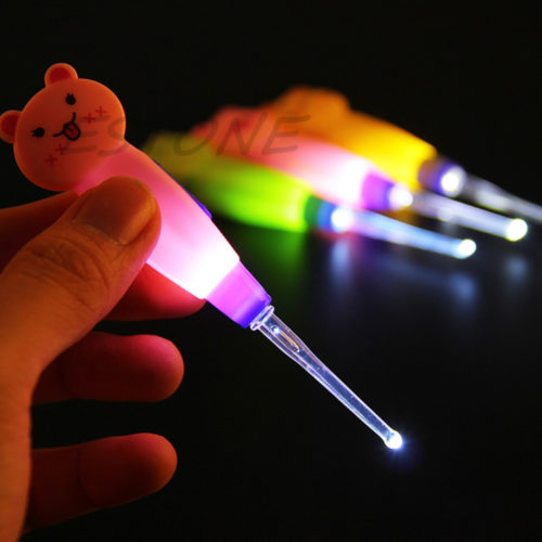 Ear Wax Cleaner Flashlight