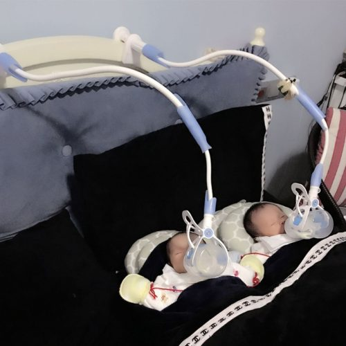Bottle Holder Baby Hands-Free Feeder