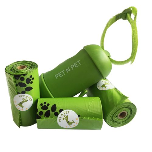 Dog Poop Bags Waste Scooper