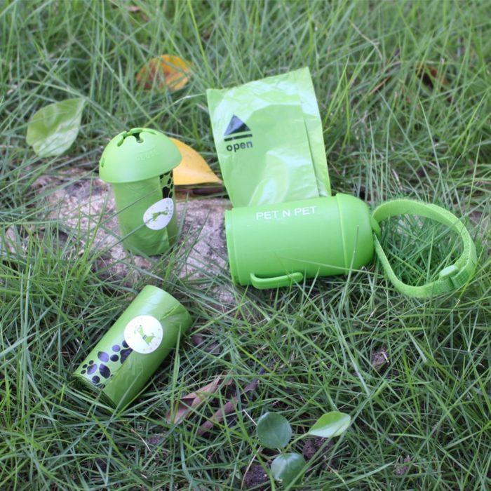 Dog Poop Bags Waste Scooper