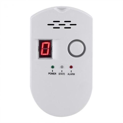 Natural Gas Detector Leak Alarm