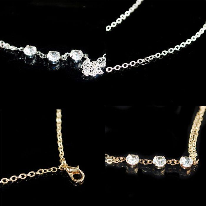 Body Chain Jewelry Fashion Necklace