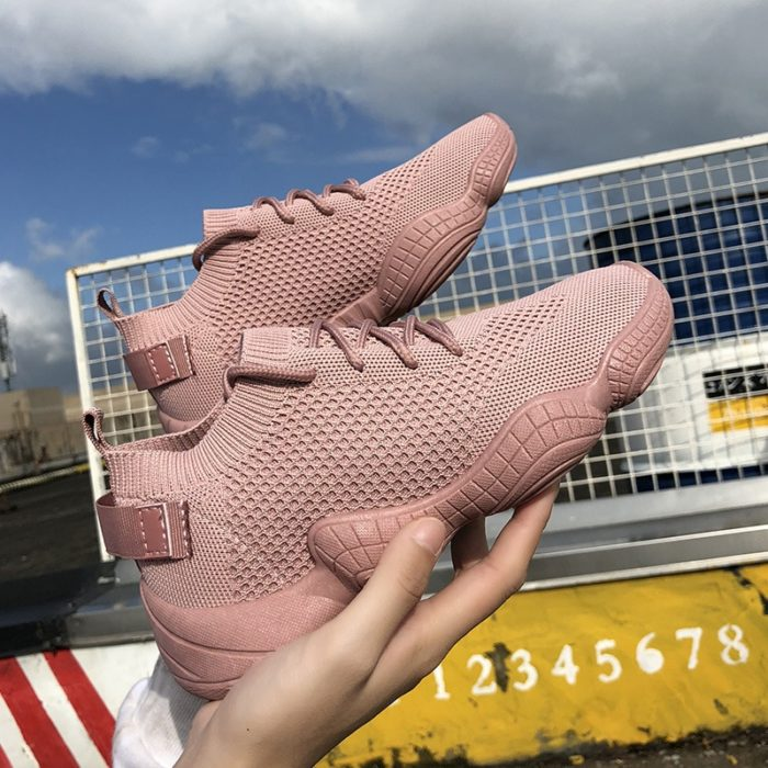 Womens Fashion Sneakers Running Shoes
