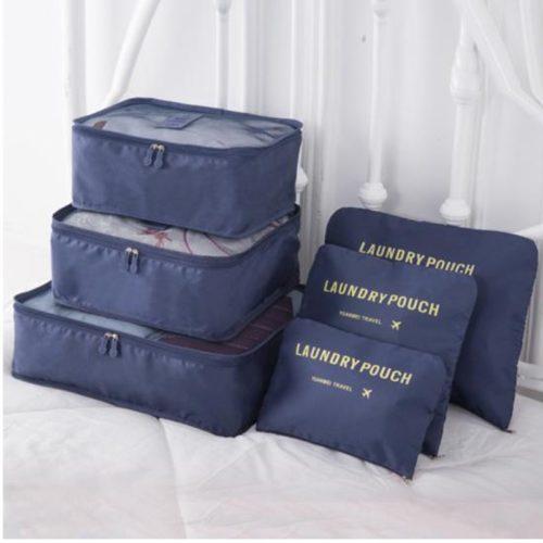Packing Cubes Nylon Travel Organizers