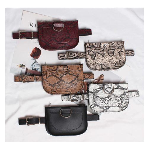 Fanny Packs for Girls Waist Bag
