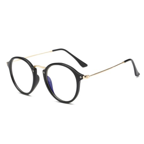 Blue light blocking glasses alloy frame