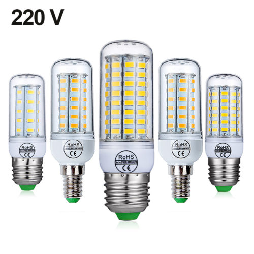 LED Bulb 220V Corn Lights