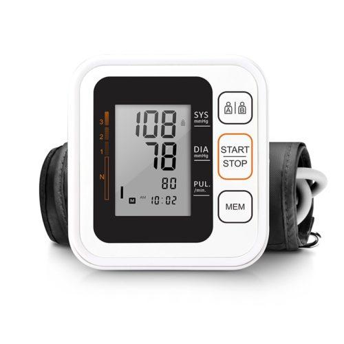 Digital Blood Pressure Monitor Device