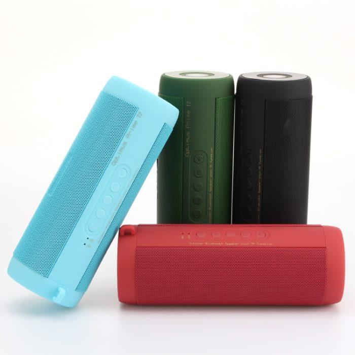 Waterproof Wireless Portable Bluetooth Speakers