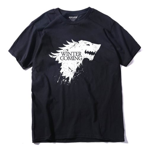 Game Of Thrones Shirts Casual Tops