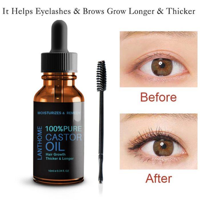 Castor Oil Natural Hair Growth oil