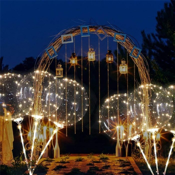 LED Balloon Lights Party Decorations