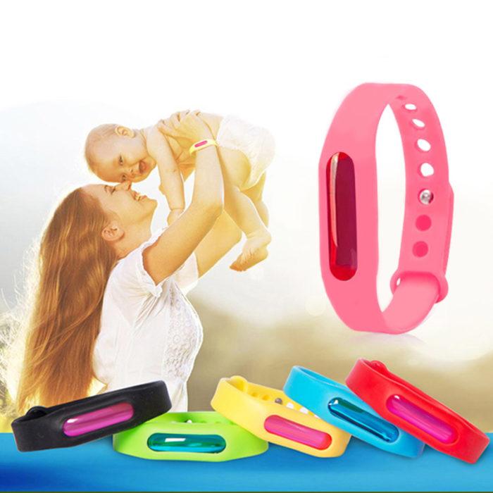 Mosquito Repellent Bracelet Kid Protection