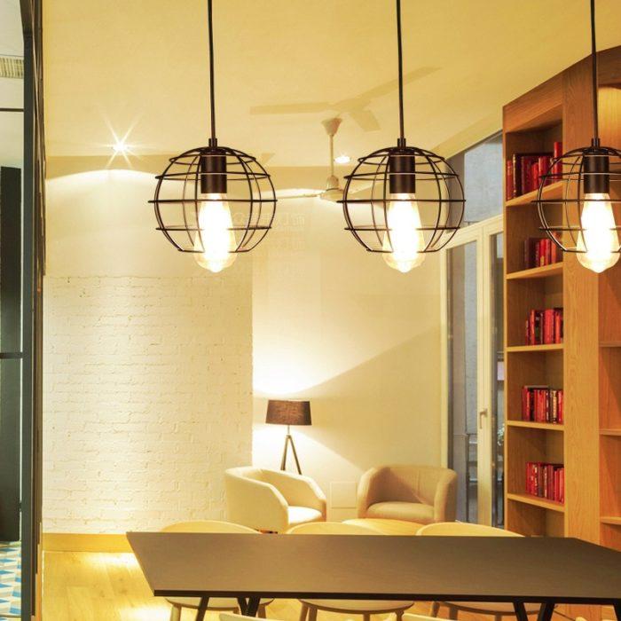 Rustic Pendant Lighting Fixtures
