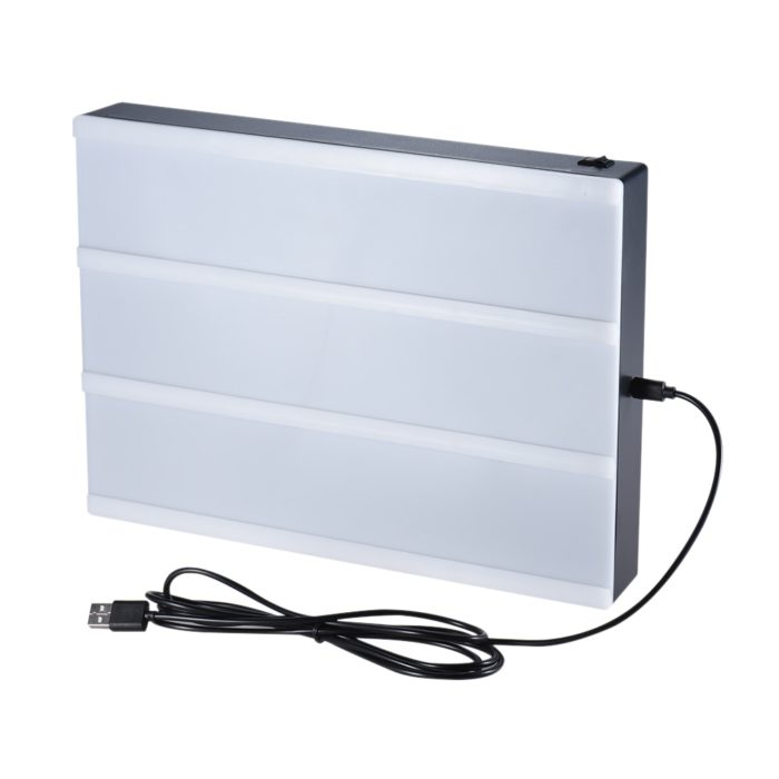 Message Board LED Cinematic Light Box