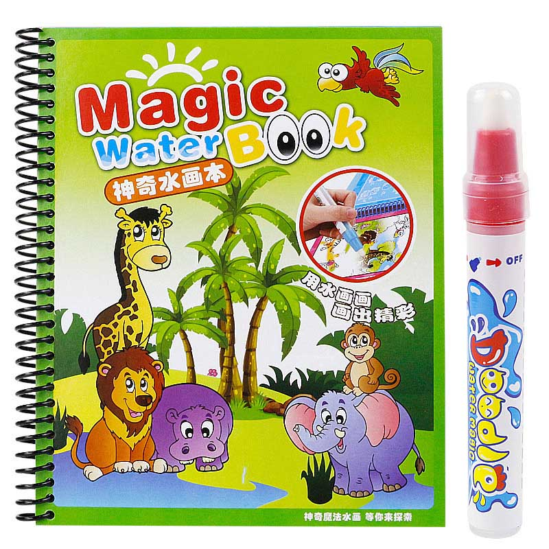 Coloring Book For Kids Drawing Board - Life Changing Products