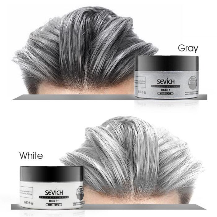 Hair Color Wax Washable Dye