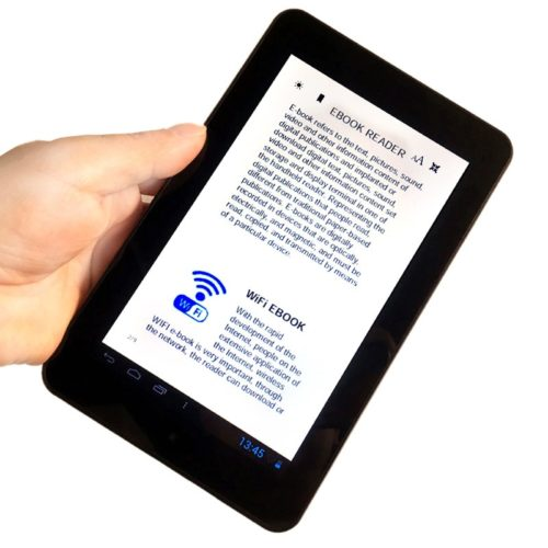 Ebook Reader Digital Book